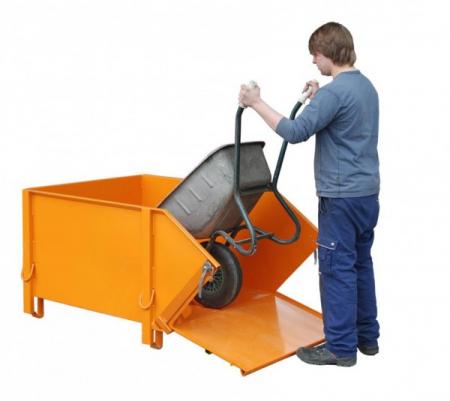 Container materiale constructii BBK-100 [0]