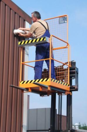 Platforma de lucru stivuitor 2 persoane SIK0-M [1]