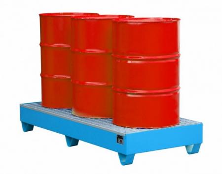 Tava depozitare lichide inflamabilecu grilaj 2050 / 2051 [2]