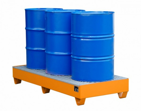 Tava depozitare lichide inflamabilecu grilaj 2050 / 2051 [0]
