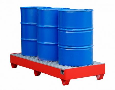 Tava depozitare lichide inflamabilecu grilaj 2050 / 2051 [1]