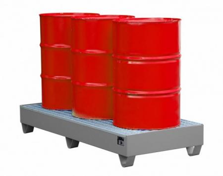 Tava depozitare lichide inflamabilecu grilaj 2050 / 2051 [4]