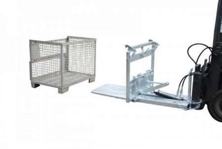 Dispozitiv basculare cutii cu zabrele euro KG-A [3]