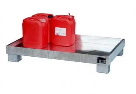 Suport colector pentru depozitarea butoaielor AW-60-3 [2]