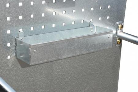 Tava de scule zincata PLW [0]