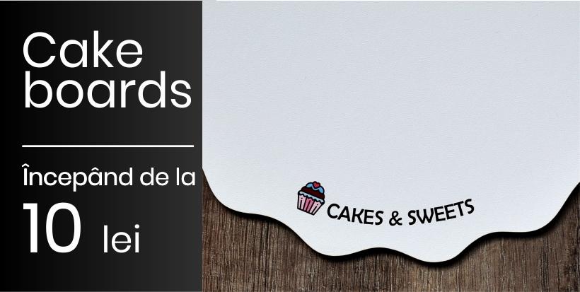 Cake Boards!