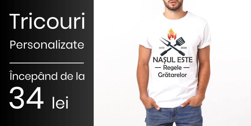 Tricouri Personalizate!