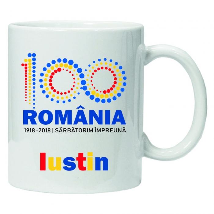 Cană personalizată Român 0