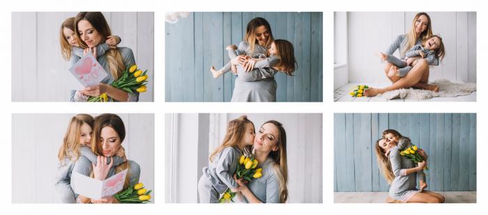 Cană personalizată cu 6 poze 1