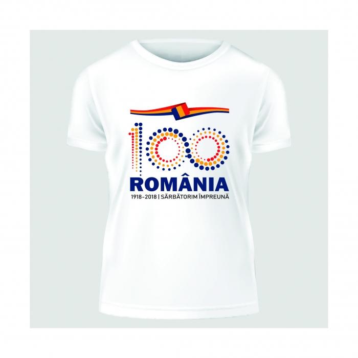 Tricou personalizat Centenar 0