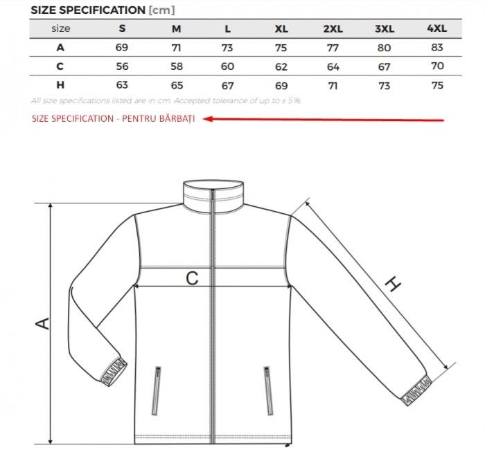 Jachetă fleece [6]