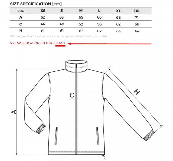 Jachetă fleece [7]