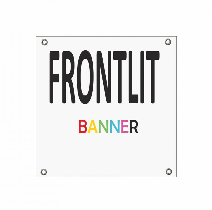 Banner Frontlit dimensiuni la alegere 2
