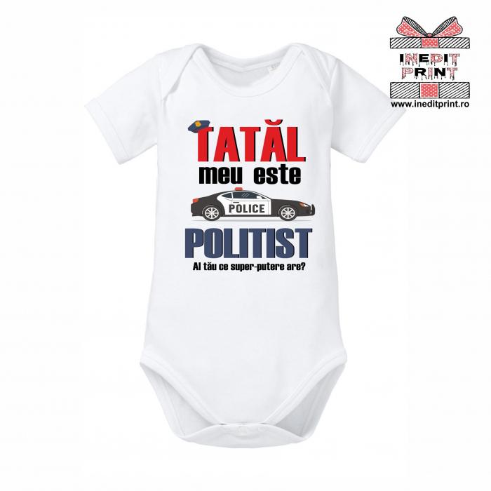 Body Super-Tatic Politist TPC23 0