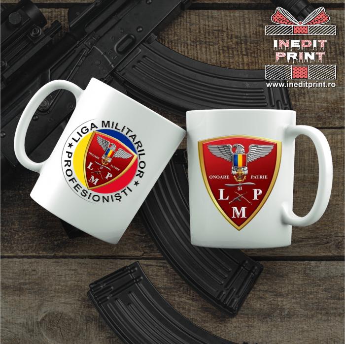 Cană LMP - Asociația Liga Militarilor Profesioniști 0