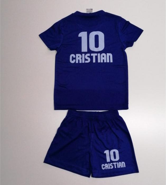 "Echipament  fotbal ""Malfini""  kids  personalizat, mărimea 134 cm 1"