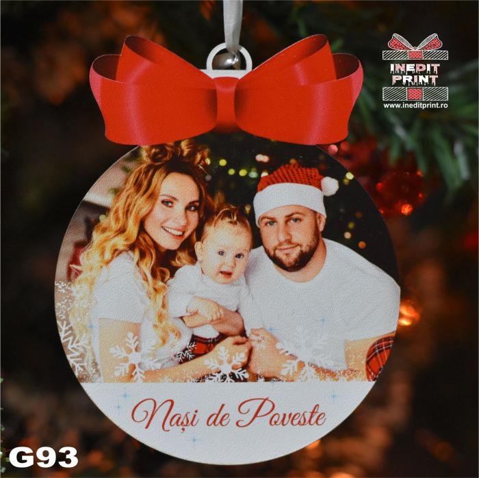 Glob ''Nasi de Poveste'' G93 0