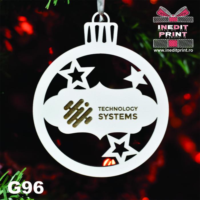 "Set glob personalizat ""COMPANY"" G96 1"