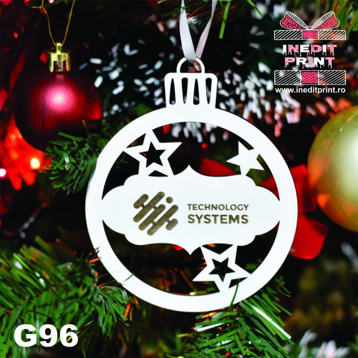 "Set glob personalizat ""COMPANY"" G96 3"