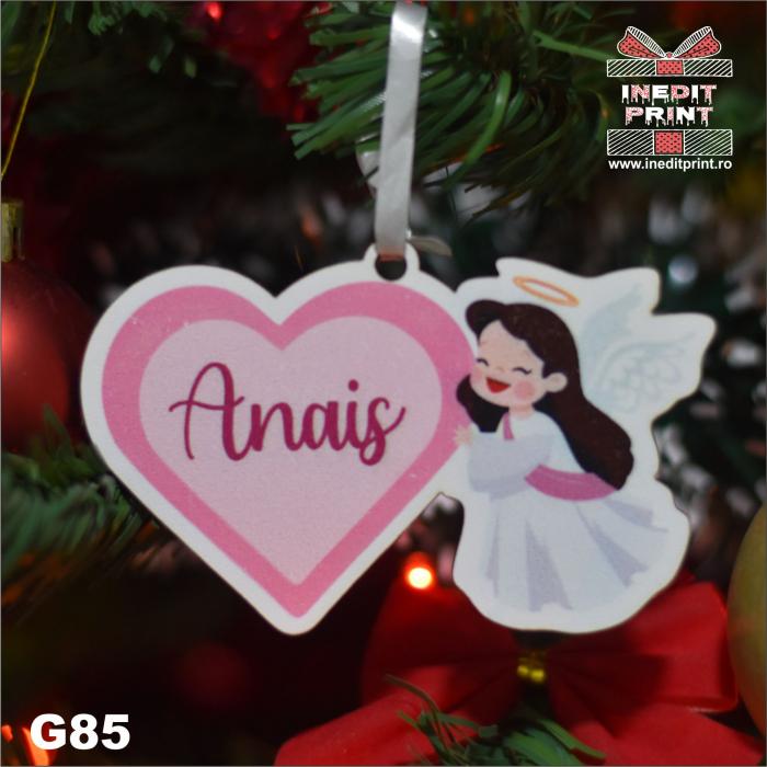 "Glob personalizat ""Angel"" G85 1"