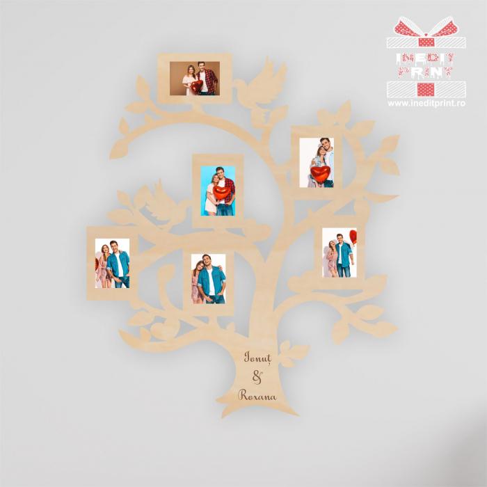 Ramă foto tip copac RFC7 1