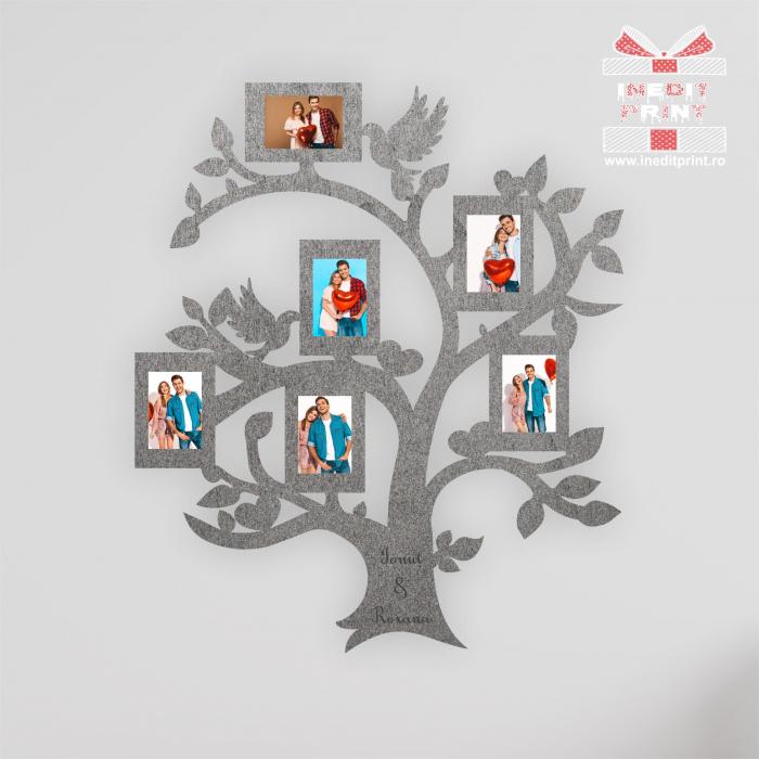 Ramă foto tip copac RFC7 2