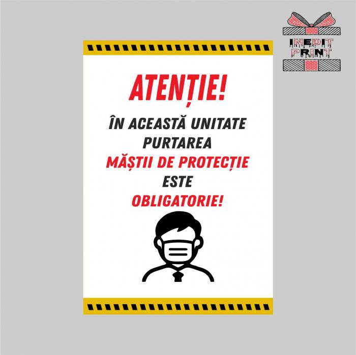 Sticker Pastreaza distanta SCM15 0