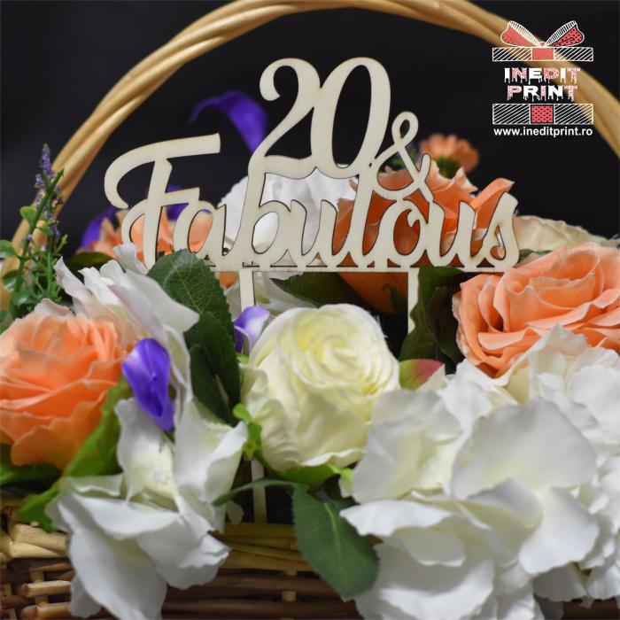 Topper Flori TF50 SET (100 BUC) 1