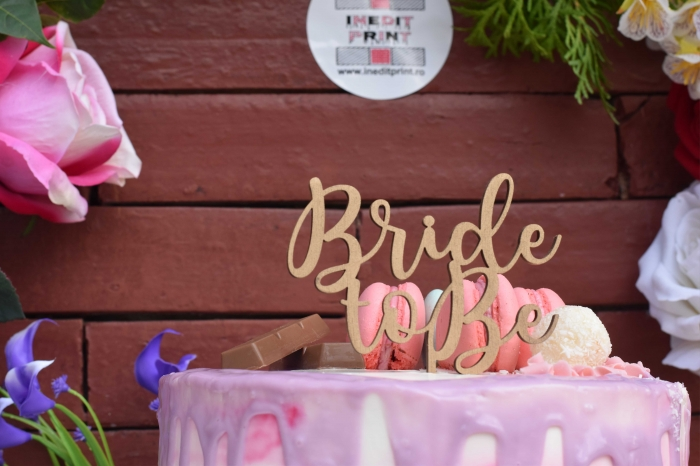 Topper Tort  Bride To Be TC96 [1]