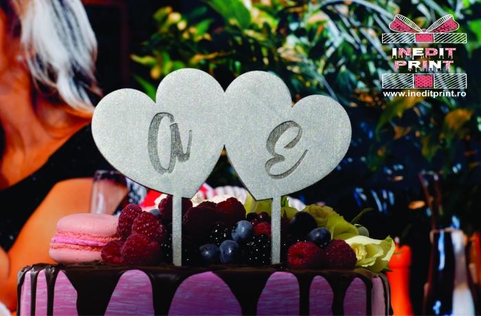 Topper Tort Personalizat Love TC90 [2]