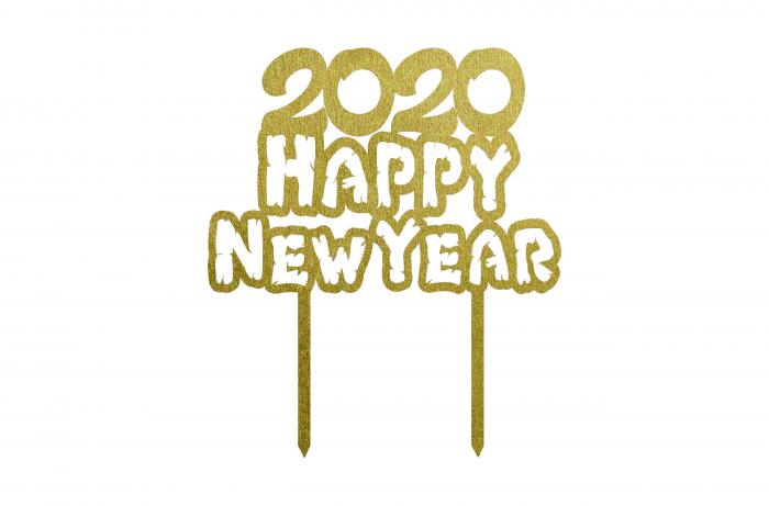 Topper tort Happy New Year TC211 1