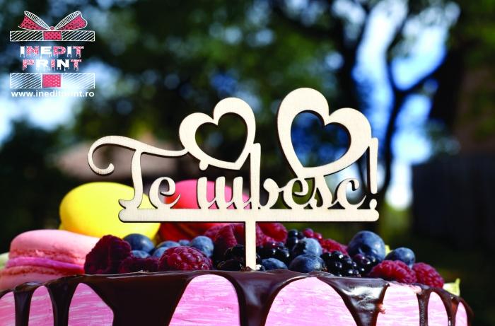 Topper Tort  TC143 (Set 5) 3