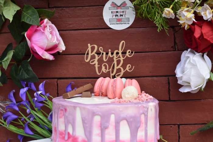 Topper Tort  Bride To Be TC96 [0]