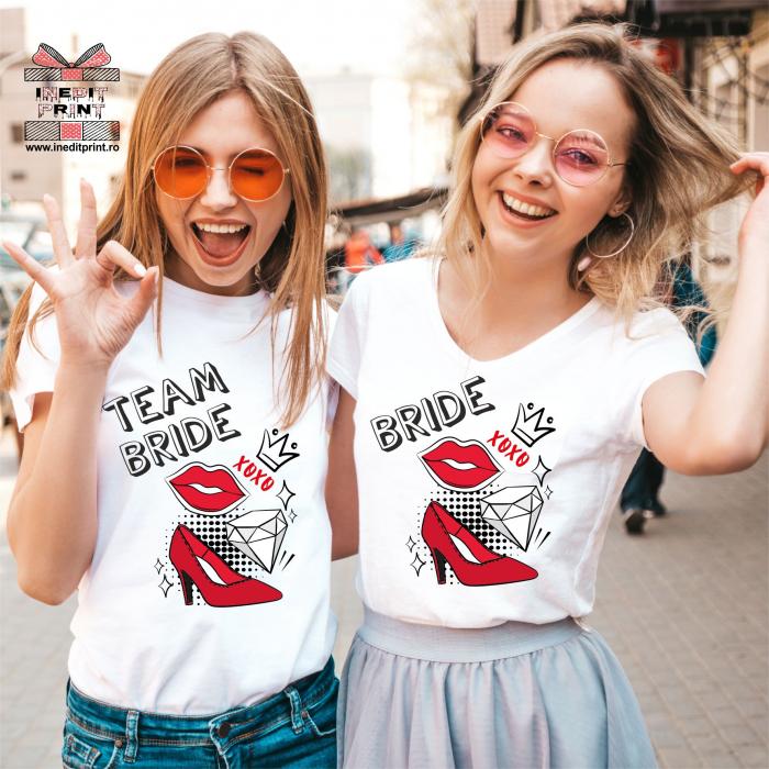 Tricou Team Bride TPN8 0