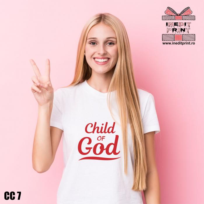 Tricou Child of God CC7 1