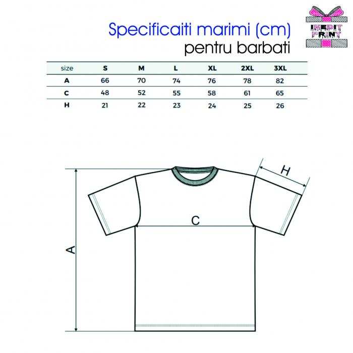Tricou LMP - Asociația Liga Militarilor Profesioniști 4