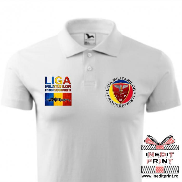 Tricou LMP - Asociația Liga Militarilor Profesioniști 1
