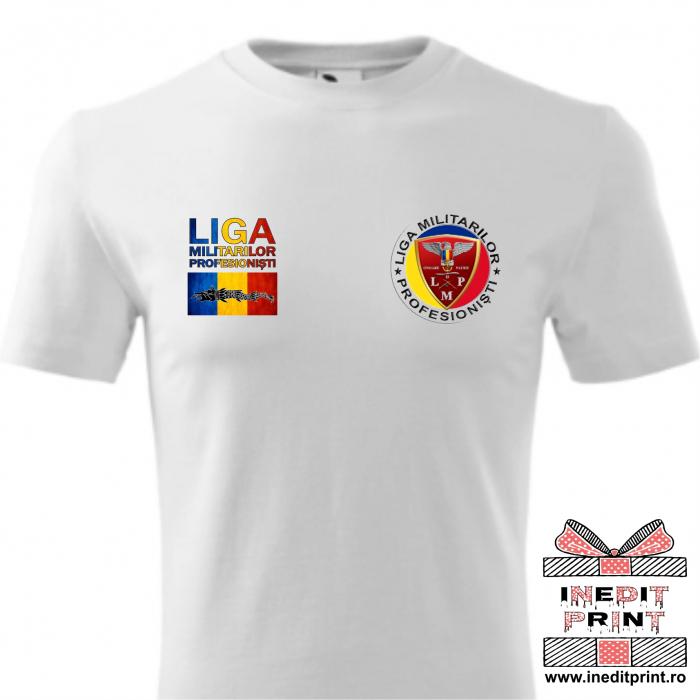 Tricou LMP - Asociația Liga Militarilor Profesioniști 0