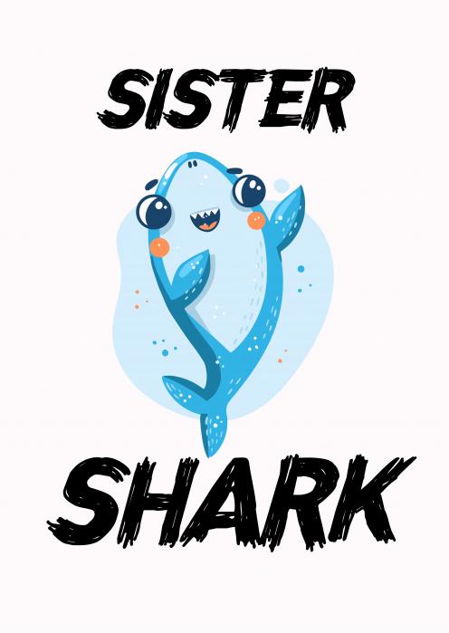 Tricouri Familie Baby Shark TA12 5