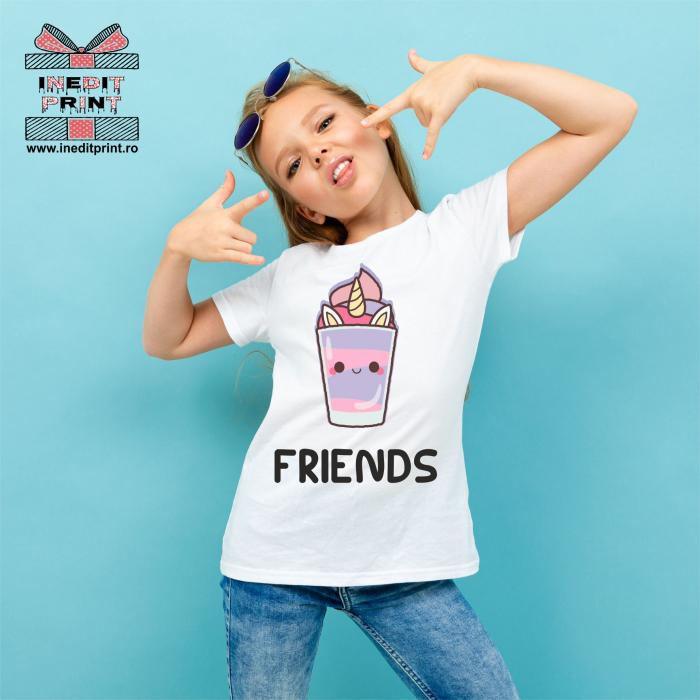 Set tricouri copii Best Friends TPC1 2