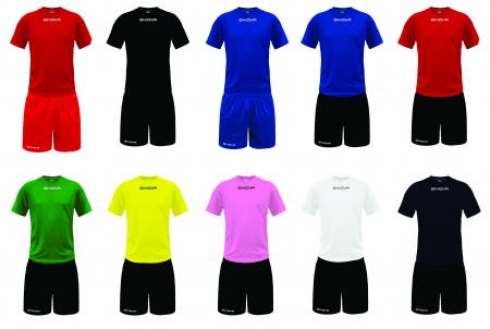 Echipament fotbal copii si adulti personalizat GIVOVA  EF4 [4]