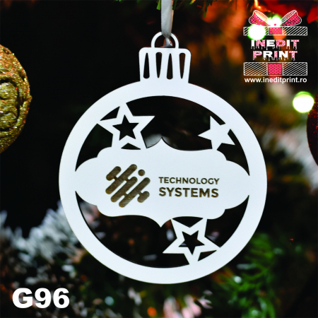 "Set glob personalizat ""COMPANY"" G960"