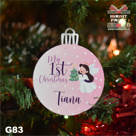 Glob ''My first Christmas'' G830