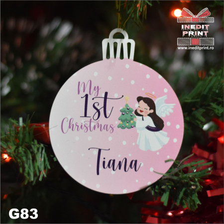 Glob ''My first Christmas'' G831