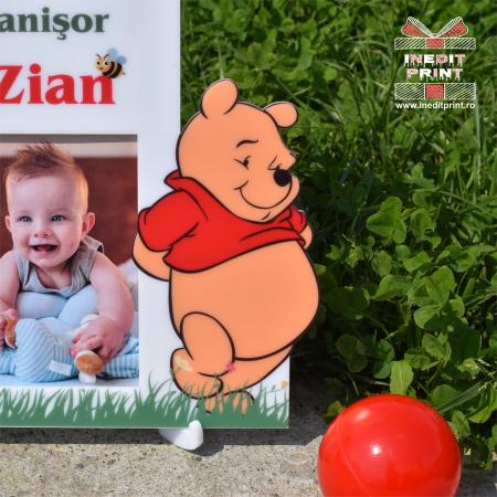 Ramă foto personalizată Winnie the pooh RFP41