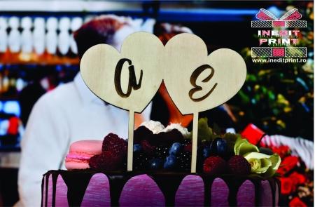 Topper Tort Personalizat Love TC90 [1]