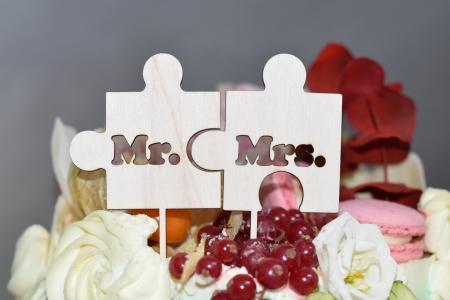 Topper tort Mr&Mrs TC28 [0]