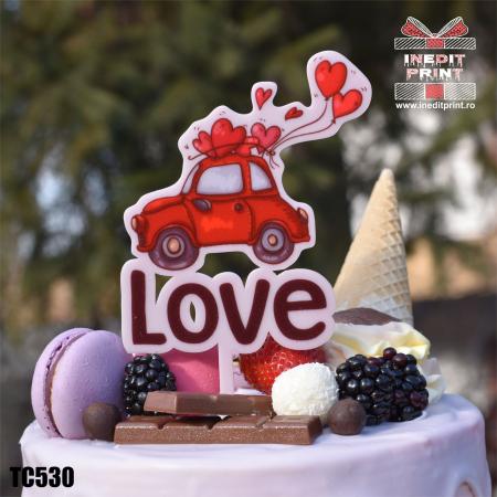 Topper Tort UV Love TC5302