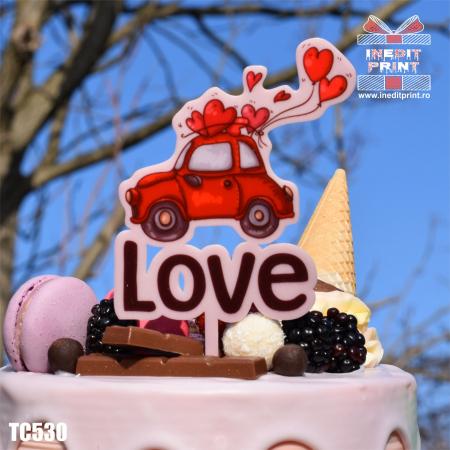 Topper Tort UV Love TC5301