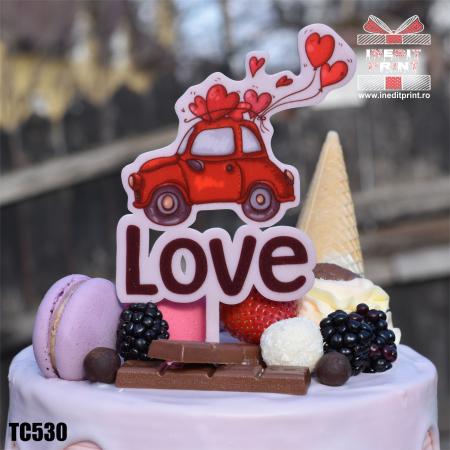 Topper Tort UV Love TC5300